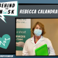 Behind the Mask – Rebecca Calandra